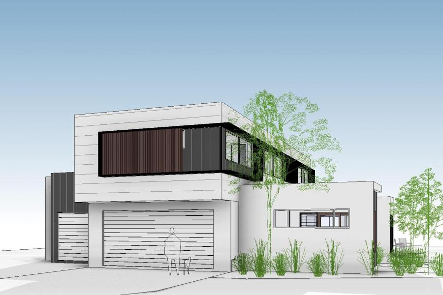 Mermaid Beach Architectural Design 001